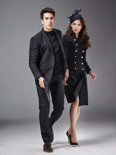 Thai Princess, Princess Style, Sweet Couple, The Crown, Beautiful Couple, Celebrity Couples, Cute Couples, Style Inspiration, Actresses