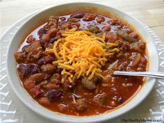 How Do You Make Chili The Whole Family Will Love? - Natural ThriftyNatural Thrifty