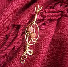 Pandoras Box wrapped wire jewelry by GetWiredDesigns, via Flickr
