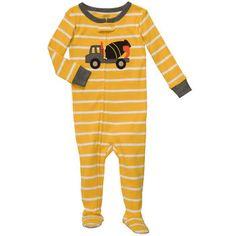 Lindo Pijama Carters! Com sola emborrachada. Tamanhos disponíveis 12, 18 e 24 meses.   Valor - R$ 60,00  Dúvidas sobre peso e altura acesse a tabela: http://pinterest.com/pin/323133341984402947  20133205412013