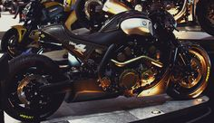 """Yamaha V-Max by """"RSD"""" Roland Sands Design. Best V-max custom i have ever seen by far."""