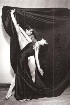 tilly losch and roman jasinski, 1933