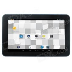 "Q92 9"" Dual Core Android 4.2.2 Tablet PC w/ 512MB RAM, 8GB ROM, Dual-Camera - Blue Price: $75.19"