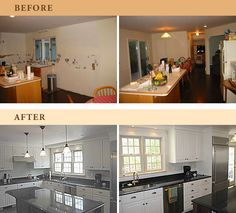 Small Old Kitchen Makeover this mobile home makeover is the best thing you'll see today