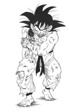 Dragon Ball Image, Dragon Ball Z, Manga Drawing, Manga Art, Akira, Dbz Wallpapers, Foto Do Goku, Dbz Manga, Dbz Drawings