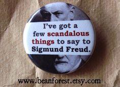 oh Freud...