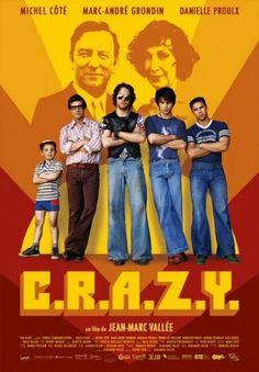 Crazy - Loucos de Amor. Ótima trilha sonora, bons atores e roteiro inteligente.