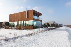 Marc Prosman Architecten - IJburg Villa, Amsterdam, Netherlands (2011) #houses #residential