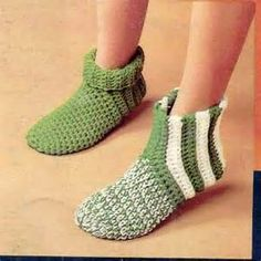 gehaakte sokken - Ecosia