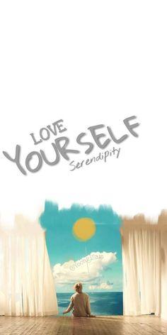 Wallpaper | Jimin | Love Yourself | Serendipity