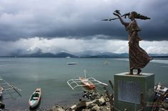 """Today, Puerto Princesa is a popular tourist city with many beach resorts and . Folk etymology attributes the name """"Puerto Princesa"""" to a princess-like more maiden. Puerto Princesa, Philippines Travel, Palawan, Beach Resorts, Statue Of Liberty, River, City, Amazing, Blog"""