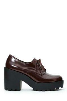 Shoe Cult Vampy Oxford