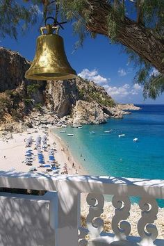 Пляж в Карпатосе, Греция