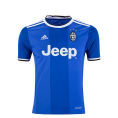 Juventus 16/17 Youth Away Soccer Jersey   $69.99   Holiday Gift & Stocking Stuffer ideas for the Juventus fan at WorldSoccerShop.com