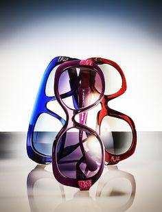 Luxury Eyewear in Sarasota IOPTICS- new Theo's have arrived ! Yummy