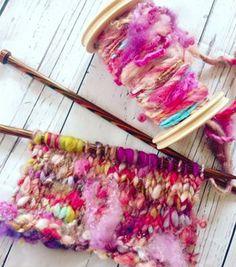 Handspun yarn - Spun Sugar