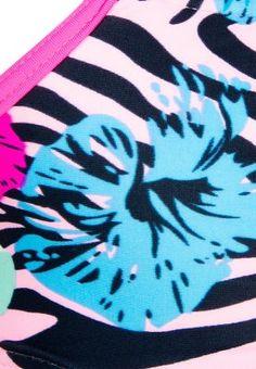 Name it - NITZEBRA - Bikini - knockout pink