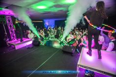Cryo and dancers make for a fun prom.