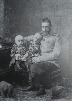 Konstantin with Ivan and Gavril