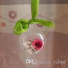 Centimetri Di Vetro Terrario Vaso Della Decorazione Della Casa Di Moda Glass Globe Pendenti Di Nozze In Diretta