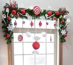 Déco fenêtre Noël: 24 idées DIY créatives et faciles pour votre fête!