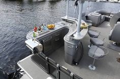 「most expensive pontoon boats」の画像検索結果