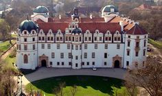 Celle, Castle -- Germany