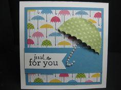 Judi's Cuties - Umbrella Days