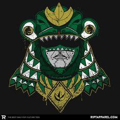 Green Shogun Ranger - RIPT Apparel