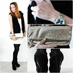 New Year's Eve (by Candy Escandon) http://lookbook.nu/look/4402055-New-Year-s-Eve