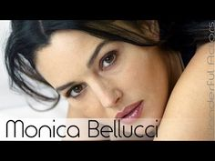 Monica Bellucci Time-Lapse Filmography - Through the years, Before and Now! - YouTube