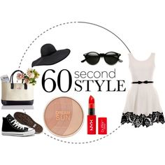 """1minute style"" by trendcrossing on Polyvore"