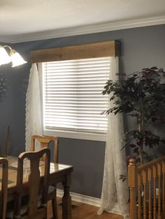 Like our fb page for more budget friendly Reno ideas! Reno Ideas, Decorating On A Budget, Country Chic, Custom Furniture, Blinds, Antiques, Artist, Home Decor, Bespoke Furniture