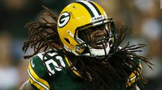 Jerron McMillian of the Green Bay Packers