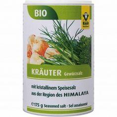 Gewürzsalz Kräuter Bio, 175g