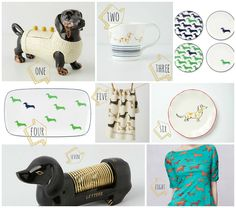 Dachshund Gift Pack} FouFou Dog - I admit it, I want this. | Doxie ...
