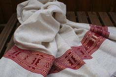 The Abyssinia Scarf