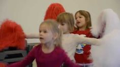 Jak tancovat s pompony. Activities