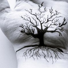 I've always wanted a tree on my back, but this would be a great compromise.