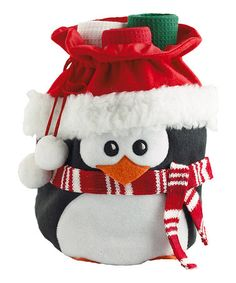 Another great find on #zulily! Four-Piece Penguin Dish Towel Gift Set #zulilyfinds