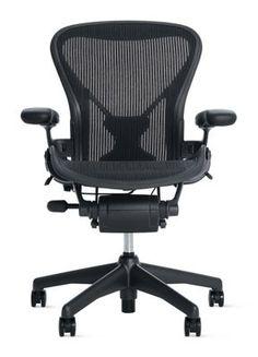 Aeron® Chair PostureFit®