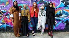 Nicola Roberts explores the world of modest fashion with hijabi vlogger Nabiilabee.