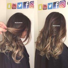 Fun hair ✌️ #kuwaitblogger #kuwaitphoto #kuwait #balayage #balayagemethods #londonhairstylist#balayagehilights#glam#olaplex#dubaifashion#dubaisalon#dubaihairstylist#dubaihairdresser#nyc#manhattanhairstylist#healthyhair#blonde#bronde#brunette#balayagelondon#balayagemethods#nickylazou #olaplex #londonhair #modernsalon
