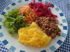 Deixe seu prato colorido, já dizia minha nutricionista...