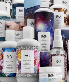 Meet R+Co, The World's First Hair-Care Superline #refinery29  http://www.refinery29.com/r-and-co-hair
