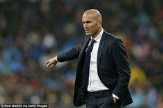 Zidane và trận siêu kinh điển đầu tiên trên cương vị HLV - Bongda 247