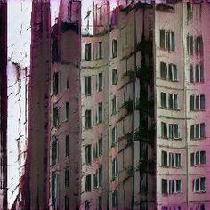 generative art Generative Art, Multi Story Building, Street View