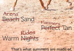 Equestrian Summer Love
