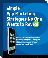 Simple App Marketing Strategies No One Wants to Reveal