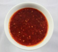 Chilli Garlic Sauce By Chef Zarnak | Creative Recipes